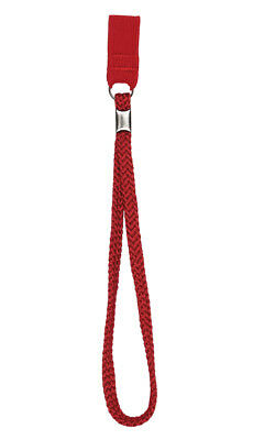 Walking Stick Wrist Cord Red Sport Wrist Strap Loop Walkers & Cane Easy Fitted