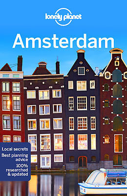 Lonely Planet Amsterdam 11 Travel Guide 2018 BRAND NEW 9781786575579