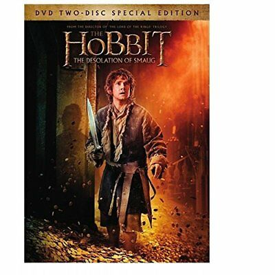 The Hobbit: The Desolation of Smaug Two-Disc Special Edition DVD  DVD NEW