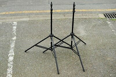 Broncolor Light Stands x2 - Very Light Use