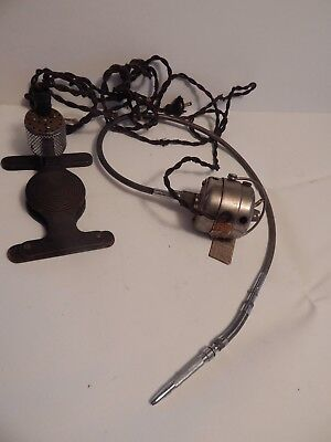 Antique Vintage Dentist Drill Foot Pedal