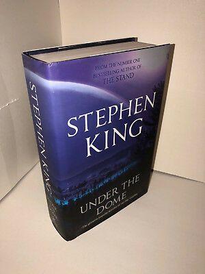 UNDER THE DOME - Stephen King - (Inglese, Copertina Rigida)