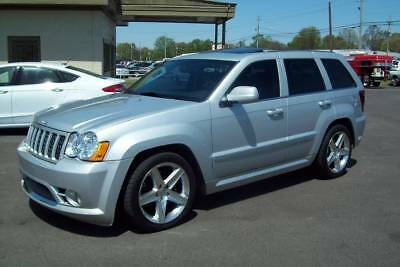 2008 Jeep Grand Cherokee SRT 2008 Jeep Grand Cherokee SRT 8