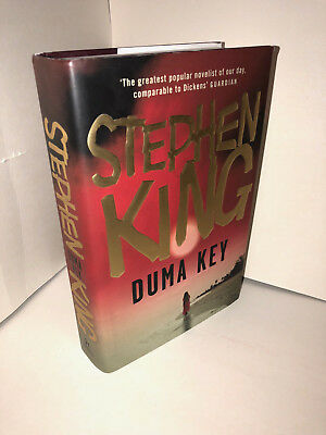 DUMA KEY - Stephen King - (Inglese, Copertina Rigida)