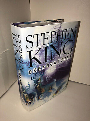 DREAMCATCHER - Stephen King - (Inglese, Copertina Rigida)