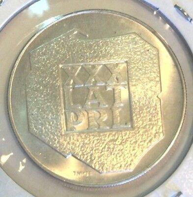 1974 Poland Silver 200 Zloty Warsaw 30th Anniversary of PRP No Reserve! _05