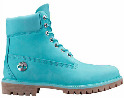 MEN'S BRAND NEW Timberland 6 IN Premium Blue Boots [TB0A1JM5]