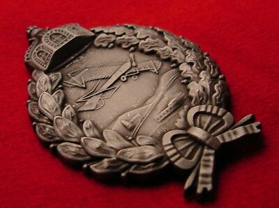 German Wwi Imperial Pilot's  Badge - German Army Air Service - Reproduction