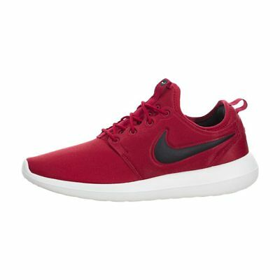 wholesale dealer 792b4 4570b NIKE MENS ROSHE Two Gym Red/Black/Sail/Volt Cushioned Running/Casual Shoes  NIB