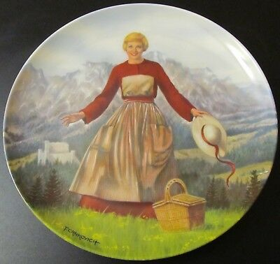 The Sound Of Music Plate Number 848 P