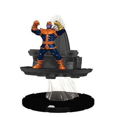 Thanos - G018 - Rare Marvel HeroClix M/NM with Card Avengers Infinity