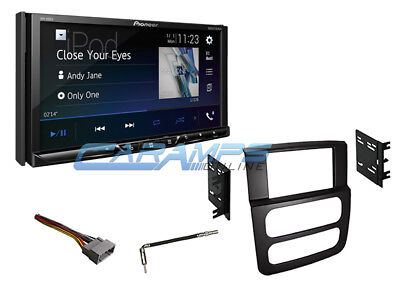 New Pioneer Touchscreen Car Stereo Radio Double Din Bluetooth W Install Kit