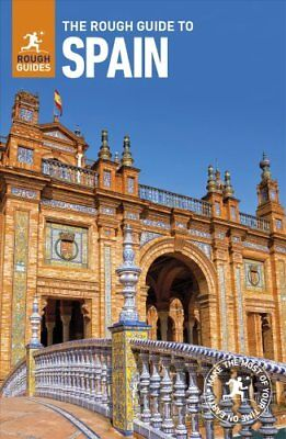 The Rough Guide to Spain by Simon Baskett 9780241306369 (Paperback, 2018)