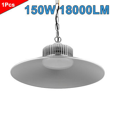 150W LED High Bay Light Commercial Warehouse Industrial Factory Shed Lamp 240V