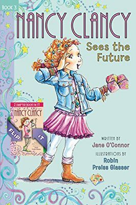 Fancy Nancy: Nancy Clancy Bind-up: Books 3 and 4: Sees the ... by O'Connor, Jane