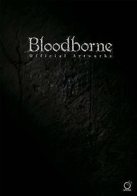 Bloodborne Official Artworks, FromSoftware, Sony, New, Paperback