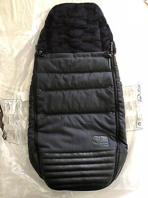 Brand New Cybex Priam Footmuff True Blue