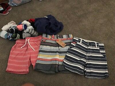 3 X Size 3 Boys Shorts Plus Extras