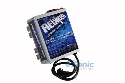REIKKEN 12V 100A Smart Charger, Maintainer and Power Supply | RPS 12100