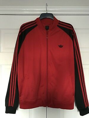 adidas track top tuta larga l firebird picclick uk