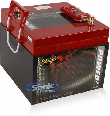 STINGER 2250 Amp SPP Series Dry Cell Battery w/ Protective Steel Case | SPP2250