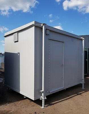 12ft x 9ft Shower Unit Portable Cabin Portable Office Site Office Welfare Unit