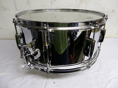 """Pearl – Steel Shell Snare 14"""" x 6,5"""" Metall"""