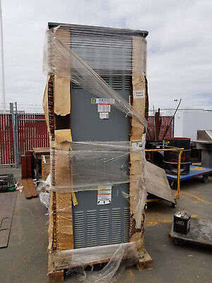 Square D Type 3R Outdoor Switchboard 400A Main Breaker 480V-3 Phase-4W