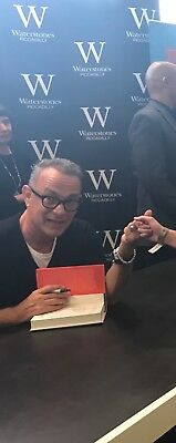 TOM HANKS Book HAND signed AUTOGRAPHED Uncommon Type WITH PROOF WOODY PIXAR