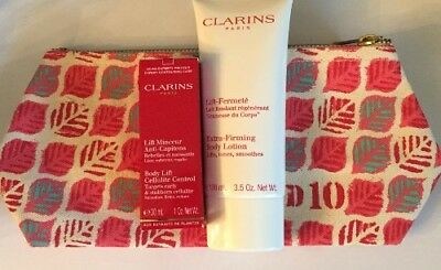 Clarins Body Lift Cellulite Control & Extra Firming Body Lotion .. Free Post ..