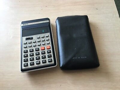 Vintage BOOTS 1970's 425 Scientific Calculator