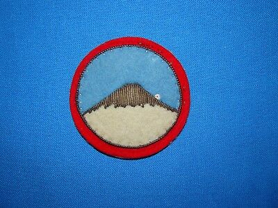 WWII Far East Command, Theater Made Bulluin PATCH (#63)