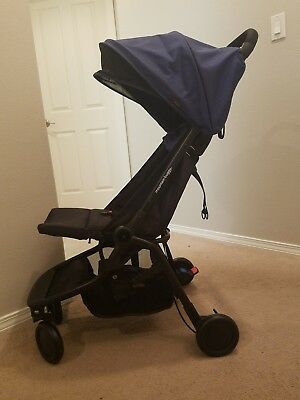 Mountain Buggy Nano stroller weighs just 13 pounds!
