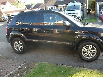 2007 Hyundai Tucson Great Condition No Reserve Full Leather