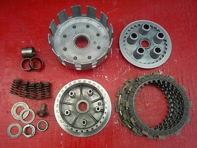 2001 Kawasaki KX250 Clutch Assembly KX 250 Two Stroke - Basket etc.