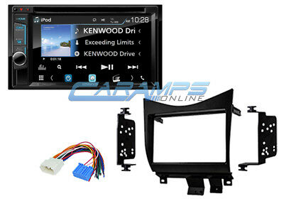 New Kenwood Bluetooth Car Stereo Radio Cd Player Install Kit For 03-07 Accord