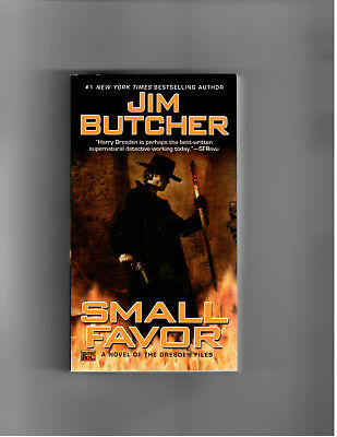 Small favor the dresden files book 10 by jim butcher 633 small favor the dresden files by jim butcher brand new unead book fandeluxe Image collections