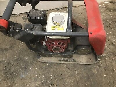 BELLE PCX 400 PLATE COMPACTOR WACKER WITH HONDA Engine