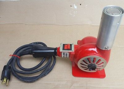 Master heat gun HG-301-A made in USA 300-500 degrees Master Appliance Corp tool