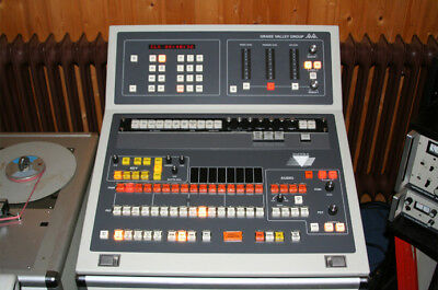 Grass Valley MASTER 21 Digital Control Switcher/Composite Analog Stereo Audio