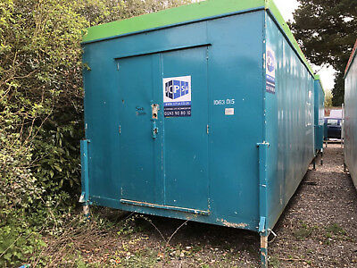 22ft x 8ft SHIPPING CONTAINER, STORAGE CONTAINER, STEEL CONTAINER, £1000 + VAT