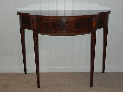 Baker Furniture Historic Charlestown Collection Console Table