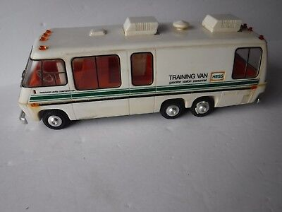 Pre Owned Training Van Gasoline Personnel Hess Truck 1978
