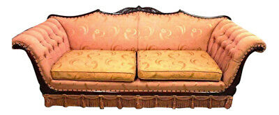 Luxurious Mid Century Upholstered Sofa Couch Loveseat Settee Chaise Armchair
