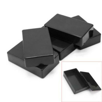 1Pc 100x60x25mm ABS Plastic Electronic Project Box Enclosure Instrument Case DIY