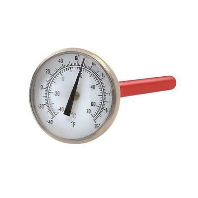 Pocket Style Thermometer - Dual Scale Toledo 308001 Dial Face: 45mm diameter