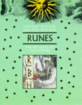 Runes (Ancient Wisdom for the New Age S.) by Andersson, Anders Hardback Book The