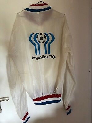 Blouson coupe du monde 1978 collector