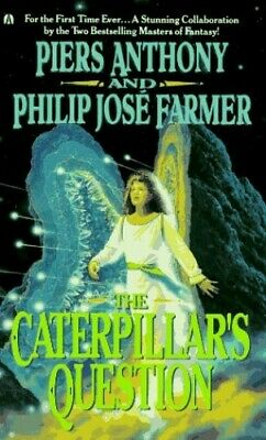 The Caterpillar's Question by Anthony, Piers Paperback Book The Cheap Fast Free