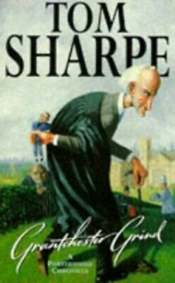 Grantchester Grind: A Porterhouse Chronicle by Sharpe, Tom Paperback Book The
